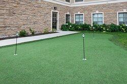 Putting Green in your backyard