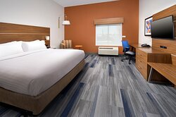 King ADA Mobility/Hearing Guest Room