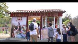Accueil du Parc de Pierre-Brune