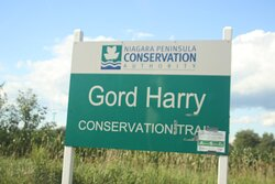 Gord Harry Conservation Trail