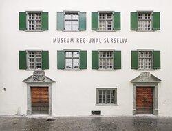 Museum regiunal Surselva à Ilanz (Grisons - Graubünden)