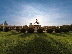 Vienna's Heldenplatz