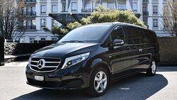 Mercedes V Transfer