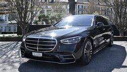 Mercedes S Transfer