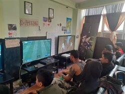 Mirage gaming house playstation xbox game zone video kathmandu nepal  #kathmandu #nepal #playstation #ps4 #game #xbox #games #play #fifa #ga