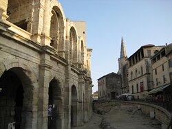 Arles, l'Amphithéâtre (les Arènes)