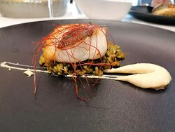 Sanmartin sobre arroz marinero