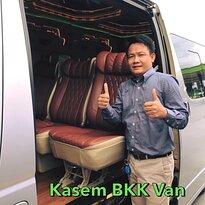 Kasem Bangkok Taxi Van transfers & Tour