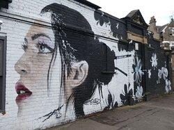 Clapham:  local street art