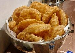 Puri for breakfast