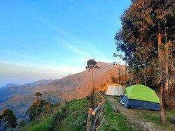 Kodaikanal Tent stay