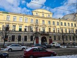 Дом Тани Савичевой