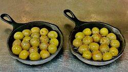 Karisik Zeytin …..       Marinated olives