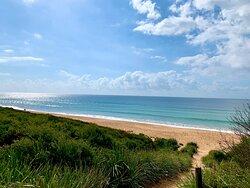 Culburra Beach Sunrise Walk