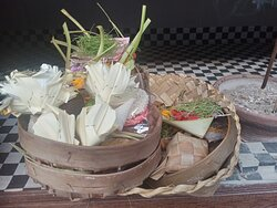 Offering Pejati, Hindu religion mostly offer for a ritual in general.
