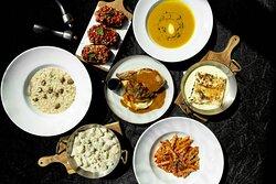 Italian cuisine at Favola