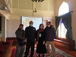 Hagia Sophia Cultural Info Center