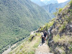 The 2 Day Inca Trail to Machu Picchu POST COVID QUARANTINE in Perú.  DAY 1 - Cusco 11/11/2020  Length: 13km (8 miles) approximately Difficulty: Moderate  This trip is a terrific option for those who want to experience the beauty and wonder of arriving at Machupicchu after only 1 day of walking. It is ideal for those who do not have much time or have physical limitations.