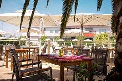 Restaurant Terrace pool side
