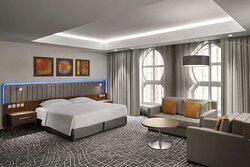 QCAPA One bedroom suite