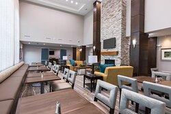 Breakfast Seating & Lounge