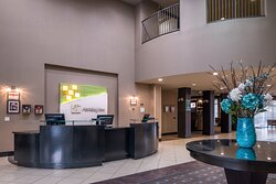 Ontario CA Hotel Lobby