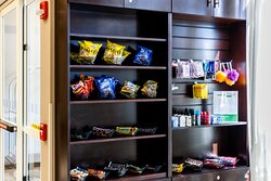 Our Pantry has a great selection of snacks