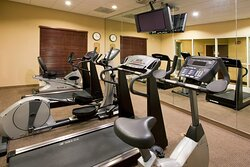 Stay fit at our 24 hour Fitness Center