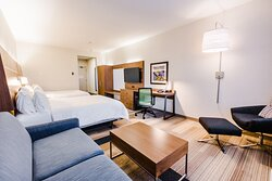 Holiday Inn Express West Edmonton - Mall Area Two Queen Accessible