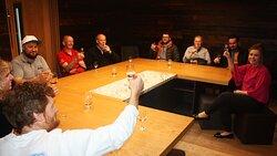On the Harris Distillery & Shiants tour