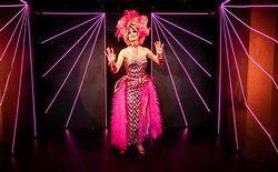 Travestieshow Berlin - Theater im Keller - Circus der Travestie: Melody Gaymoll 2