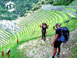 2Day Inca Trail to Machu Picchu. Day 2 12-Nov-2020 . A Great tour in Machu Picchu with our Great Guide Chris, Navidad.