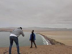 The National Reserve of Paracas - Perú.  09-Nov-2020