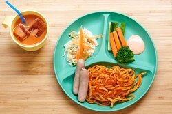 お子様メニュー・トマトパスタ Kids Tomatoes Pasta set