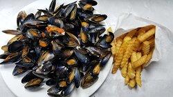 Great Taste Mussels Meal