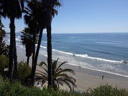Beautiful Ocean Views, Lengthy but Limited Beach Area!