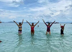 Let's have some fun on Koh Rang!