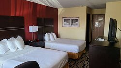 Standard Room-2 Double Beds