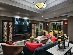 Terrace suite equiped with balcony to indulge the garden view