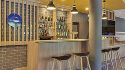 Cozy seating - enjoy a drink at our hotel bar