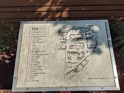 Map to Number 18, Etto Pastificio.