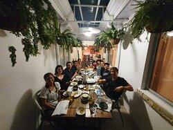 Comedor / Dinner Room Lodging
