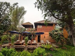 A gorgeous oasis resort in Pai