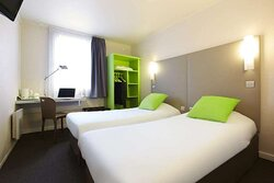 Campanile Gennevilliers Barbanniers -  Twin Bed Room