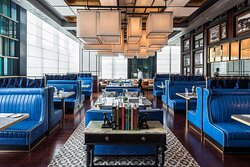 Capital Bar Grill Blue Room