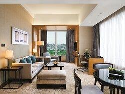 Club Suite - Living Room