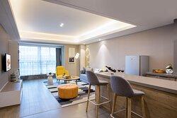 2-Bedroom Executive Living Room