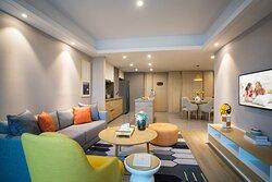 2-Bedroom Premier Living Room