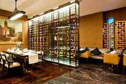 The Steakhouse - Private Dining Room