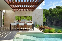 Four Bedroom Villa Terrace